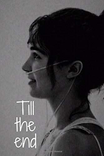 Till the end: romantic notebook journal,gift for lovers of