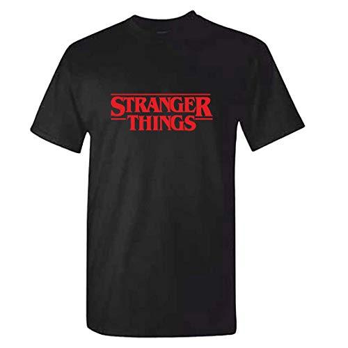 Unisex Stranger Things Camiseta Verano...