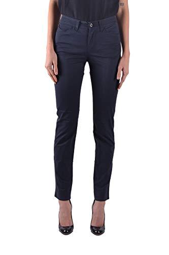 ARMANI JEANS Luxury Fashion Donna MCBI31976 Blu Jeans | Stagione Outlet