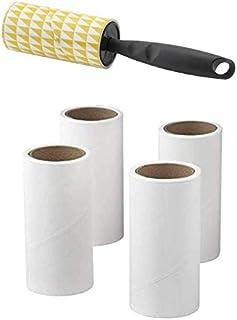 comprar comparacion Ikea Bastis - Rodillo de pelo para mascotas (60 hojas + 4 rollos)