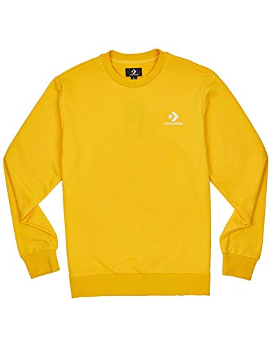 Converse Sweatshirt Jungen, Gelb X-Large