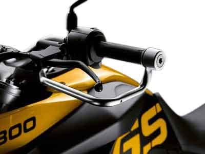 BMW Tulsa Mall F800GS Hand Guard Only free 2008-2012 for Brace