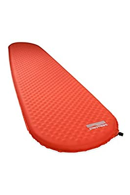 Therm-a-Rest Prolite Plus Ultralight Self-Inflating Backpacking Pad, Standard Valve, Small - 20 x 47 Inches