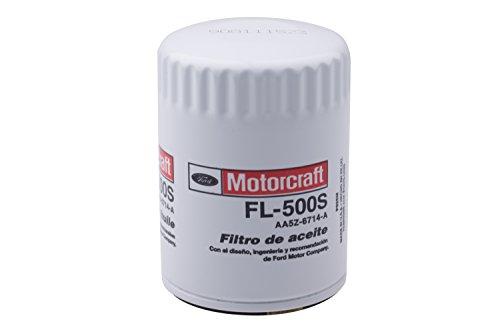 Ford 2011-2016 F-150 & Mustang 5.0L V8 Engine Oil Filter OEM Motorcraft FL500S