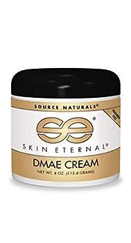 Source Naturals Skin Eternal DMAE Cream Paraben Free - 4 oz