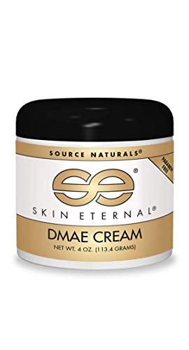 Source Naturals Skin Eternal DMAE Cream, Paraben Free - 4 oz