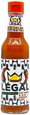 VARIETY PACK of Mild Medium and Spicy Hot Sauce Bottles 3 Hot Pack Hot Sauces Hottest Hot Sauce product image