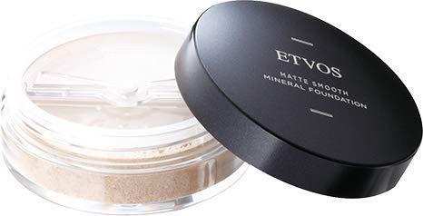 ETVOS(エトヴォス)『マットスムースミネラルファンデーション』