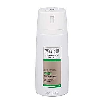 Axe White Label Dry Spray Antiperspirant Forest 3.80 oz  Pack of 8