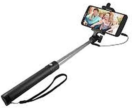 Ematic Extendable Selfie Stick with Camera Button Extends 10 42 product image