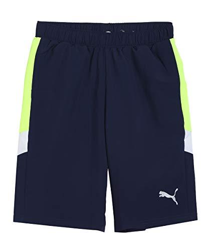 PUMA Jungen Short Active Sports Woven Shorts B 585876 Peacoat 152