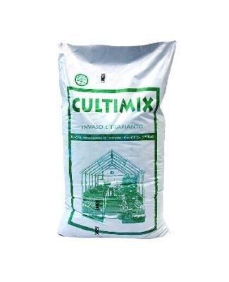 vialca srl CULTIMIX LT.80 Terriccio Universale Professionale con Torba, pomice e Fibra di Cocco Ideale per Tutti i Tipi di Coltura