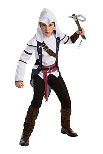 Connor Kostüm aus Assassins Creed für Jugendliche