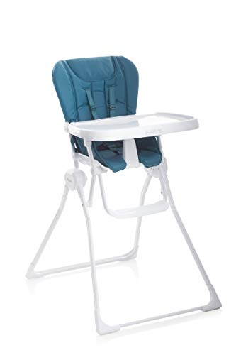 JOOVY Nook High Chair,  Turquoise