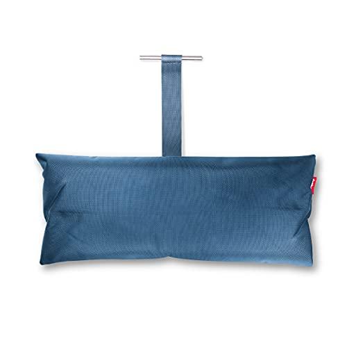 Fatboy® Headdemock Pillow Jeans   Hängematten-Kissen   Gemütliches Polyester Hängematten-Kissen   70 x 30 x 13 cm