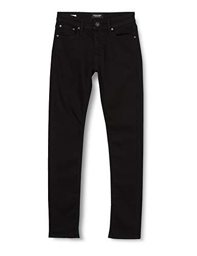 JACK & JONES Jjiglenn Jjoriginal Am Noos Jeans, Black Denim Black Denim, 30W / 34L Homme