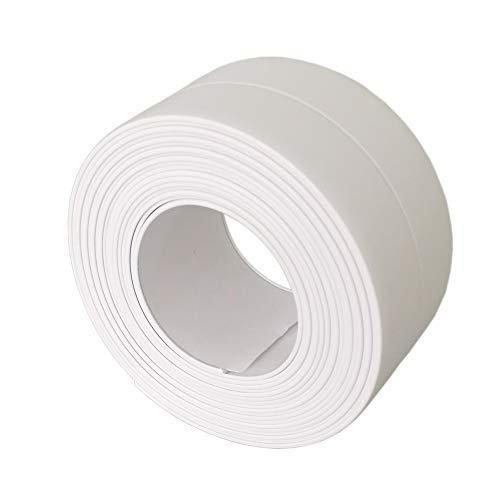 Self Adhesive Caulk Strip - Waterproof Sealant Caulking Tape...