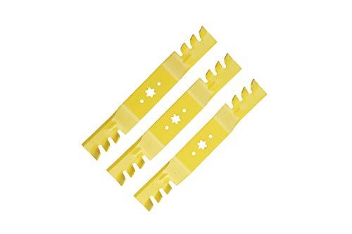 MTD Genuine Parts Xtreme 50-Inch Blade Set