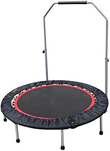 ZHENG Trampolin Cama Elástica Plegable De Ejercicio Físico Aeróbico Ejercicio Cubierta Rebounder Jumper Fitness Gym