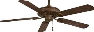Minka-Aire F589-ORB, Sundowner, 54 Ceiling Fan, Oil Rubbed Bronze by Minka-Aire