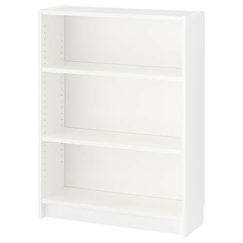 Libreria BILLY bianca Larghezza: 80cm Profondità: 28cm Altezza: 106cm