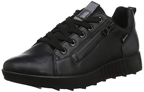 Legero Damen Essence Gore-Tex Sneaker, Schwarz (Schwarz (Schwarz) 01), 39 EU
