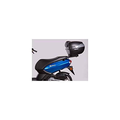 Shad P0KS53ST Top-Case-Einbau-Set für Peugeot 502013, schwarz