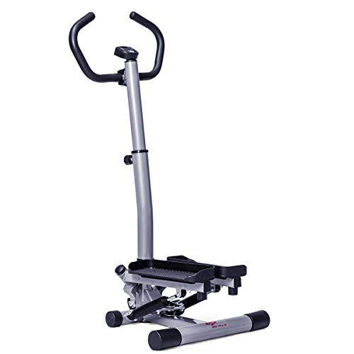 Goplus Stair Stepper Twister 2 in 1 Step Machine Fitness Exercise Workout