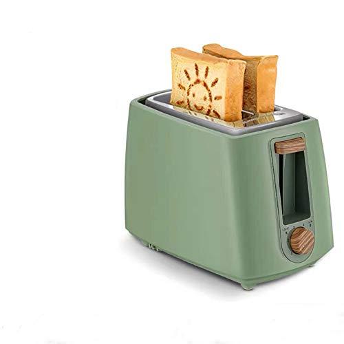 Panificadora Acero Inoxidable Horneado rápido Gran capacidad Fácil de limpiar Seguro no tóxico Rápido y seguro para los utensilios de cocina para bagel de pan sándwich casero