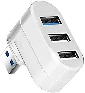 Usb Splitter 2.0 Hab 1 Adattatore multiplo Usb 3.0 Lettore di schede , Per hub USB 3.0 per PC laptop , Hub USB 3.0 a 3 por...