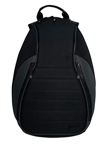 Vespa Footwear Unisex Seat Rucksack, Nero (Nero), 14x47x33 cm (W x H x L)