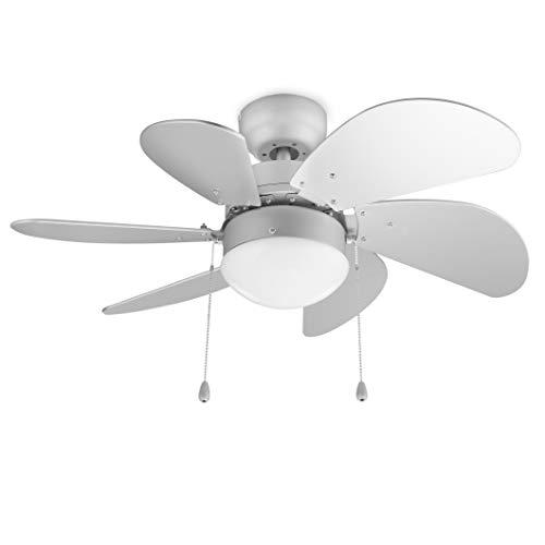 Tristar VE-5810 Plafondventilator, 60 W, wit