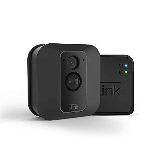 Blink XT2 Outdoor and Indoor Smart Security Camera with cloud storage included, 2-way audio, 2-year battery life
