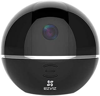 EZVIZ Mini 360 Plus 1080p HD Pan/Tilt/Zoom Home Security Camera - WiFi Surveillance System, Works with Alexa, Motion Track...