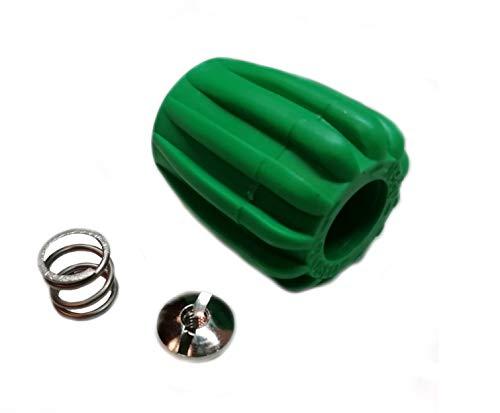 METALSUB Kit Exterior Grifo Botella Buceo NITROX