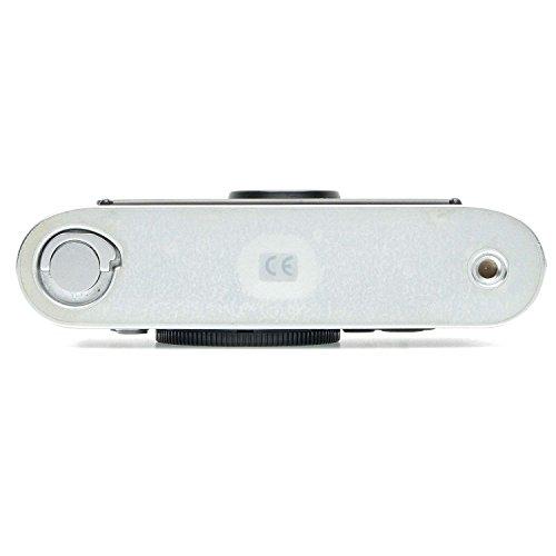 Leica M6 TTL 0.58 Silver Chrome Camera Body