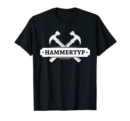 Hombre Tipo de martillo: DIY, fiesta, divertido martillo, regalo Camiseta