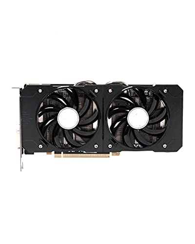 GUOQING Refrigerador líquido Apto para Tarjetas Fit For XFX R9 370 4GB / R7 370 4G 256Bit GDDR5 Tarjeta de Video Compatible con Fit For AMD R7 300 VGA R9370 4GB R9 370 4G DisplayPort