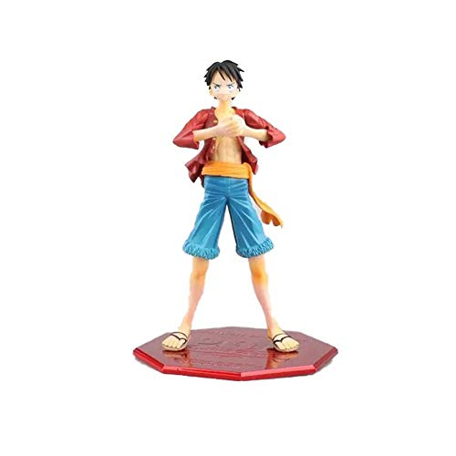 Potato smile Anime One Piece Action-Figur: Stattliche Luffy Abbildung PVC 22cm