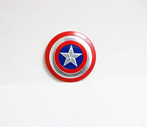 Maksim-003 Capitán Button Sticker Show Button Decoración Crisis One Button Start Button Anillo de Encendido Decoración (Color : 1)