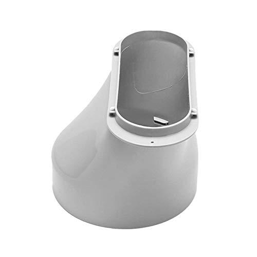 GeGe novità di Scarico Finestra connettore Adattatore del Tubo Finestra Misura for Il Portatile condizionatore d'Aria Aria condizionata Accessori (Color : White Ash)