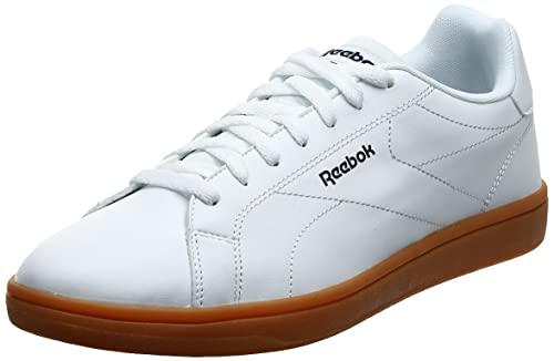 Reebok Royal Complete CLN2, Zapatos de Tenis Mujer, Blanco (Blanco/Blanco/Blanco), 41 EU