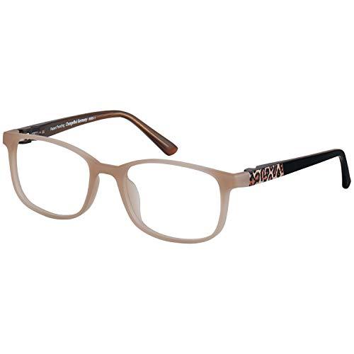 Change Me Brille 6594-1 mit Wechselbügel 8688-1 beige