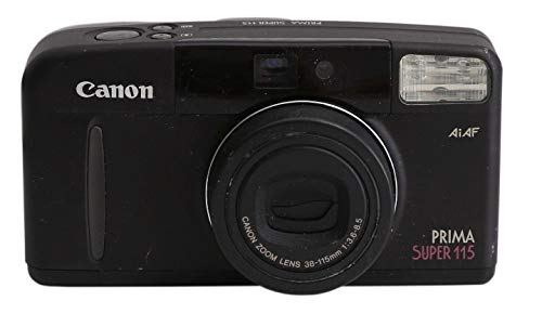 Canon Prima Super 115 Kleinbildkamera 38-115mm
