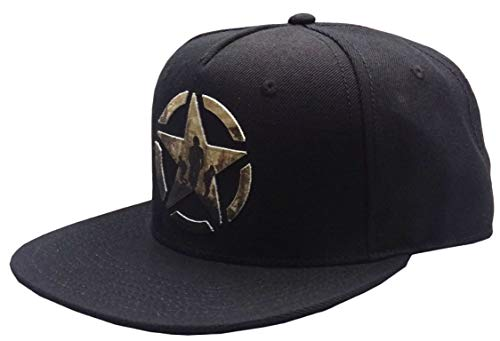 Call of Duty: WWII - Bronze Star Casquette - Noir
