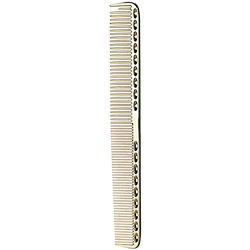 AOA Haarschneidekamm für Damen, Aluminium, Metall, antistatisch Gd-l