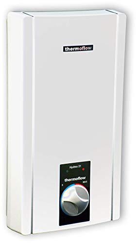 Thermoflow HYDREX18 Hydrex 18 N Hydraulischer Durchlauferhitzer, 400 V, Weiß, KW