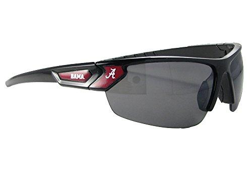 Alabama Crimson Tide Black Red Sport Mens Womens Sunglasses UA S12JT