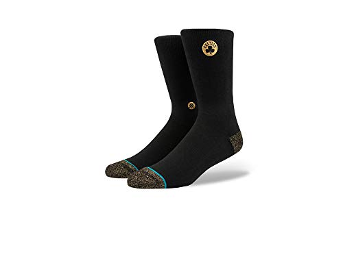 Stance Celtics Trophy Socks - Black Large