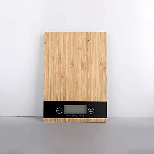 Báscula Digital Para Cocina De Acero Inoxidable, Balanza De...